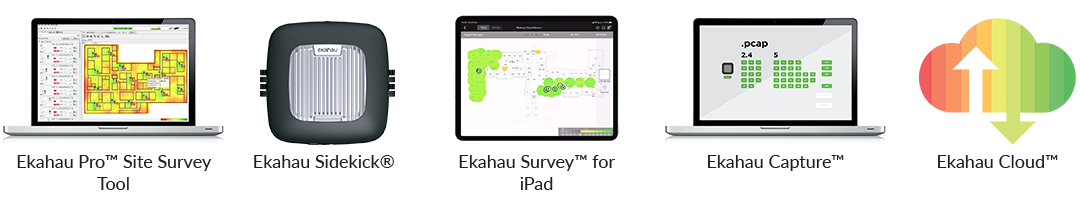 Ekahau Wireless Planner and Site Survey // VNT Networks